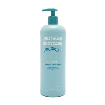 Australian Bodycare Tea Tree Oil Skin Wash 500ml