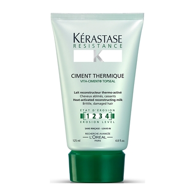 Kérastase Resistance Ciment Thermique Heat-Activated Reconstructor Milk Level 1-4 125ml