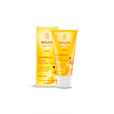 Weleda Baby Calendula Weather Protection Cream 30ml