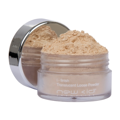 New CID Cosmetics i - finish Translucent Loose Powder - Light 13g