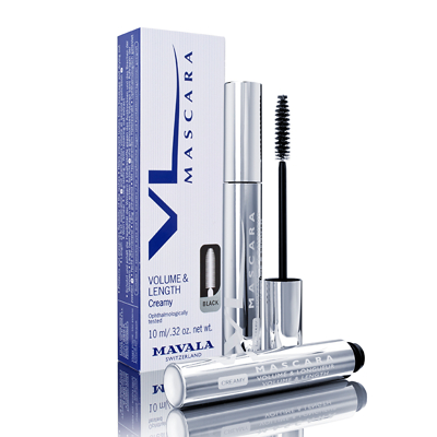 Mavala VL Volume & Length Creamy Mascara 10ml