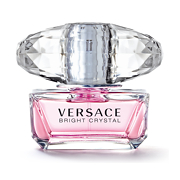 Versace Bright Crystal Eau De Toilette Spray 50ml