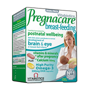 Vitabiotics Pregnacare Breast-feeding 56 Tablets/28 Capsules Dual Pack