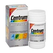 Centrum Advance Multivitamin/Multimineral 100 Tablets