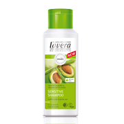 Lavera Organic Almond Sensitive Shampoo 200ml