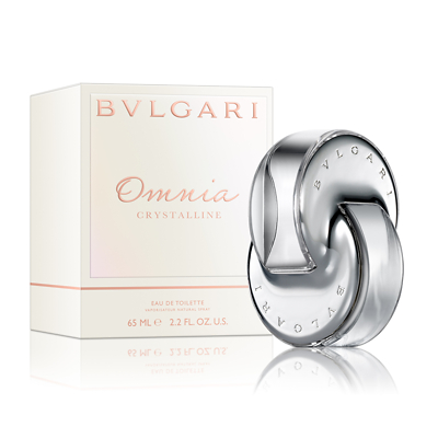 Bulgari Omnia Crystalline Eau De Toilette Spray 65ml