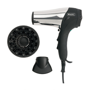 WAHL Chrome Ionic Hairdryer
