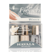 Mavala French Manicure Kit - White
