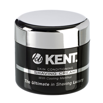 Kent Skin Conditioning Shaving Cream 125ml - SCT2