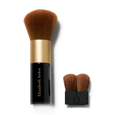 Elizabeth Arden Mineral Make Up Powder Foundation Face Brush