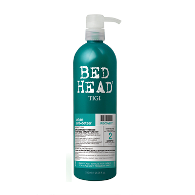 TIGI Bed Head Urban Antidotes Recovery Shampoo 750ml