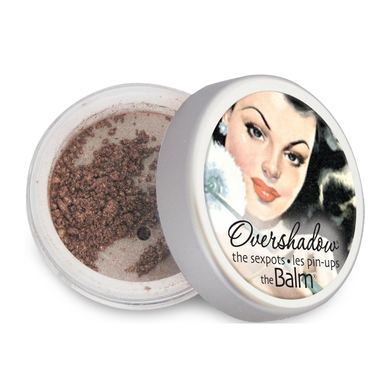 TheBalm Overshadow Mineral Eyeshadow 0.57g If You're Rich, I'm Single