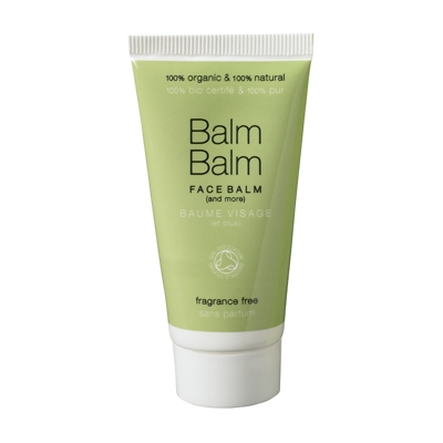 Balm Balm 100% Organic Face Balm - Fragrance Free 30ml