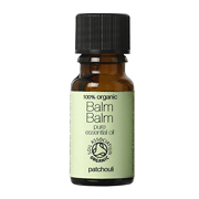 Balm Balm 100% Organic Pure Essential Oil - Patchouli 10ml