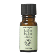 Balm Balm 100% Organic Pure Essential Oil - Rosemary 10ml
