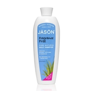 JASON Fragrance Free Pure Natural Daily Shampoo 473ml
