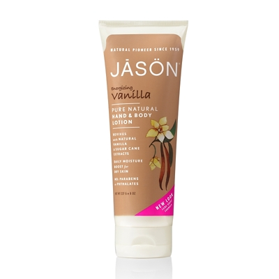 JASON Energizing Vanilla Pure Natural Hand & Body Lotion 227g
