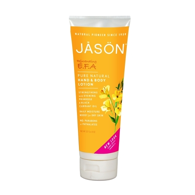JASON Rejuvenating E.F.A Pure Natural Hand & Body Lotion 227g