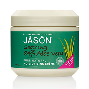 JASON Soothing 84% Aloe Vera Pure Natural Moisturizing Crème 113g