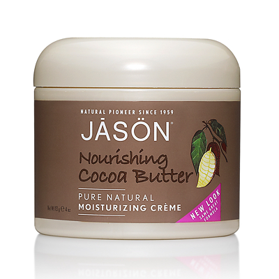 JASON Nourishing Cocoa Butter Pure Natural Moisturizing Crème 113g