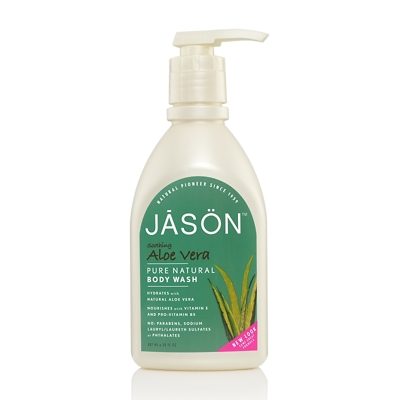 JASON Soothing Aloe Vera Pure Natural Body Wash 887ml