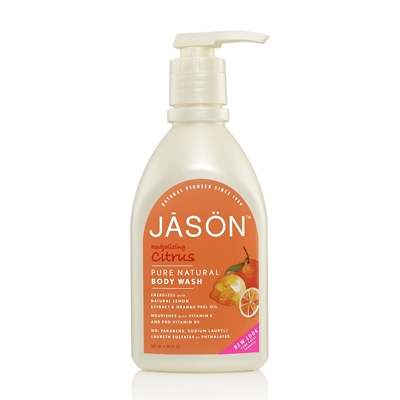 JASON Revitalizing Citrus Pure Natural Body Wash 887ml