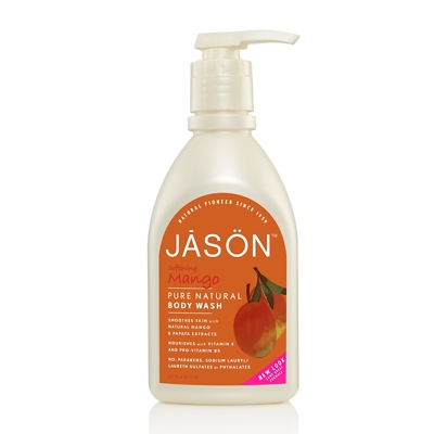 JASON Softening Mango Pure Natural Body Wash 887ml
