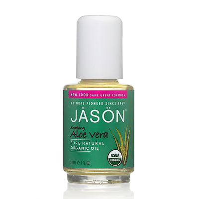 JASON Soothing Aloe Vera Pure Natural Organic Oil 30ml