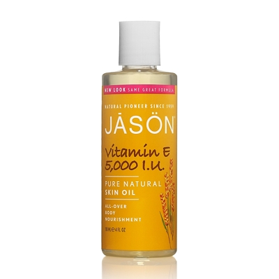 JASON Vitamin E 5,000 I.U. Pure Natural Skin Oil 118ml