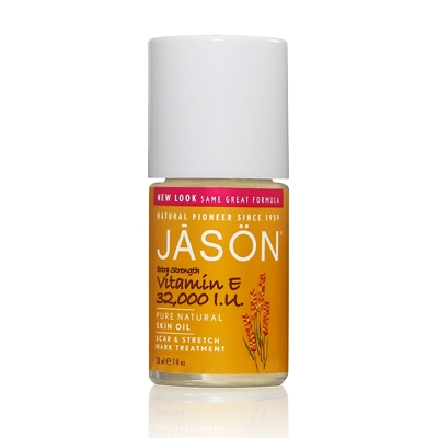 JASON Extra Strength Vitamin E 32,000 I.U. Pure Natural Skin Oil 30ml
