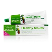 JASON Healthy Mouth Tartar Control Anti-Cavity All Natural Tooth Gel 170g