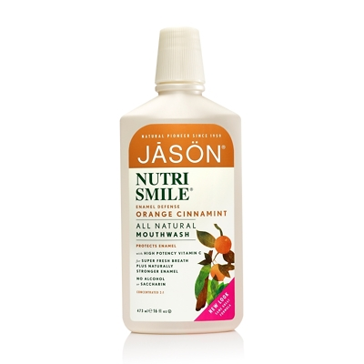 JASON NutriSmile Enamel Defense All Natural Mouthwash 500ml
