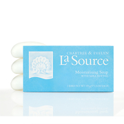 Crabtree & Evelyn La Source Moisturising Soap 3 x 100g