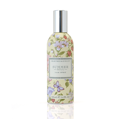 Crabtree & Evelyn Summer Hill Room Spray 100ml