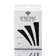 St. Tropez Soft Black Buffing Mitt