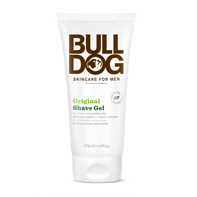 Bulldog Skincare for Men Original Shave Gel 175ml