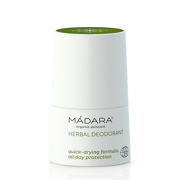 Madara Organic Herbal Deodorant Roll On 50ml