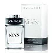 Bulgari Man Eau De Toilette Spray 60ml