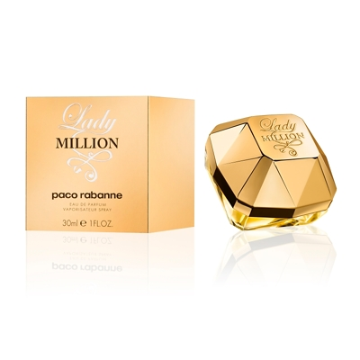 Paco Rabanne Lady Million Eau De Parfum Spray 30ml