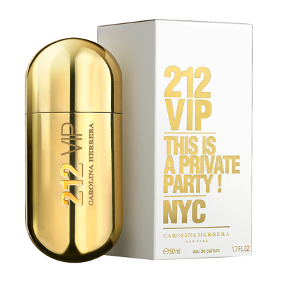 Carolina Herrera 212 VIP Eau De Parfum Spray 50ml