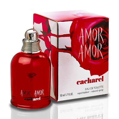 Cacharel Amor Amor Eau De Toilette Spray 50ml