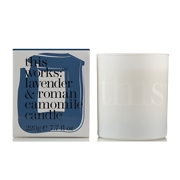 this works Lavender & Roman Camomile Candle 220g