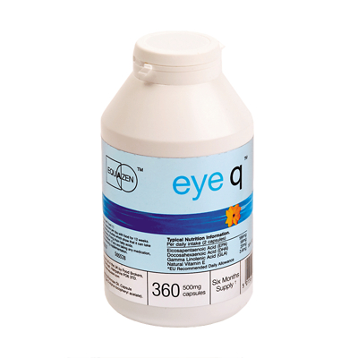 Equazan Eye Q 360 Capsules