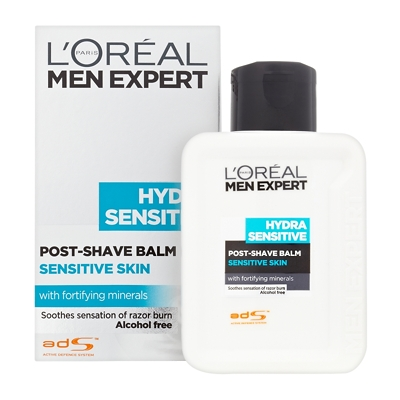 L'Oréal Paris Men Expert Hydra Sensitive Post-Shave Balm 100ml