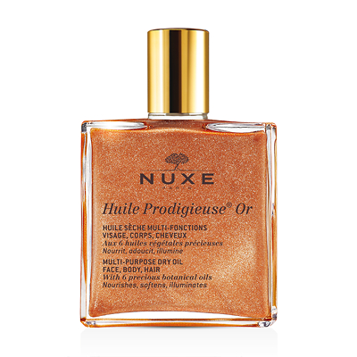 NUXE Huile Prodigieuse OR Multi-Usage Dry Oil - Golden Shimmer 50ml