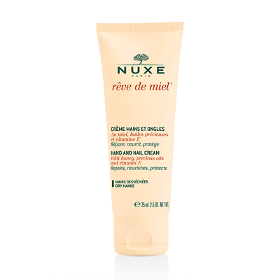 NUXE Reve de Miel Creme Mains et Ongles Hand and Nail Cream 75ml