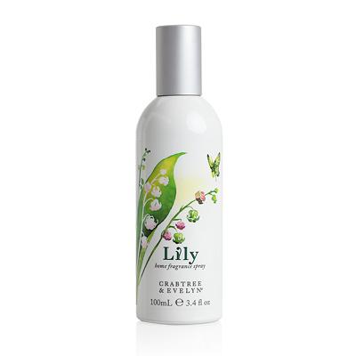Crabtree & Evelyn Lily Home Fragrance Spray 100ml