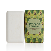 Crabtree & Evelyn Avocado & Olive Oil Triple Milled Soap 158g