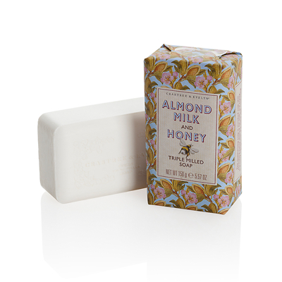 Crabtree & Evelyn Almond, Milk & Honey Triple Milled Soap 158g