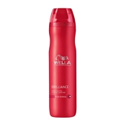 Wella Professionals Brilliance Shampoo for Fine to Normal, Coloured Hair 250ml